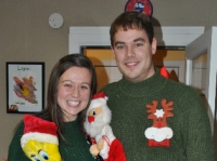 Ugly Sweater Winners